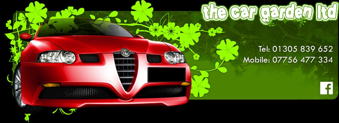 The Car Garden Logo